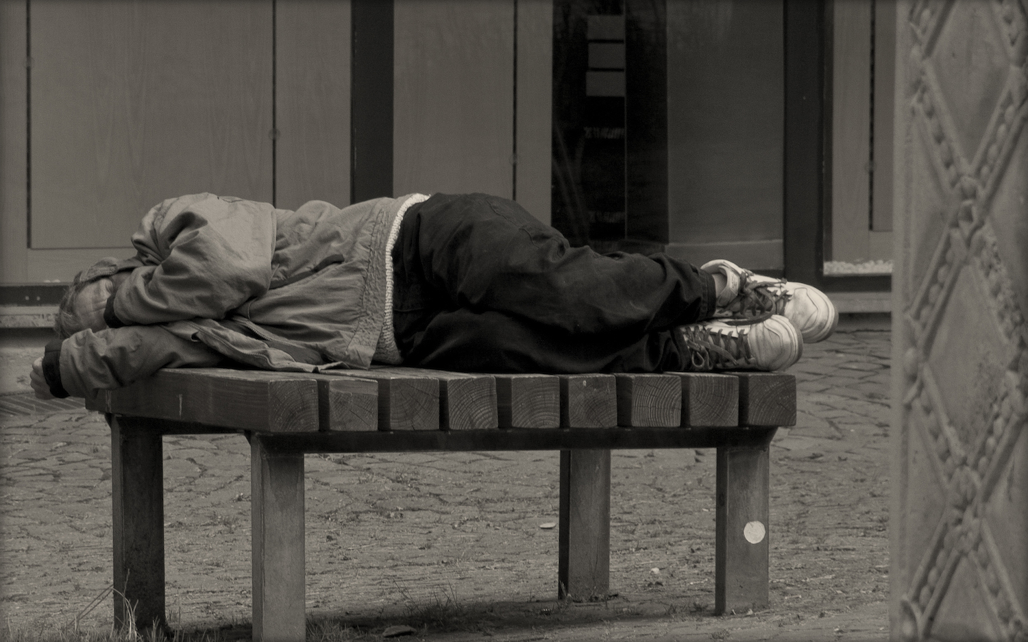 homelessness and spare change Homelessness is an epidemic in our society, and contrary to popular belief,  they sat their begging you for your spare change, or some food to keep them from starving that night  microsoft word - persuasive speech outlinedoc author: lori bergstrom created date.