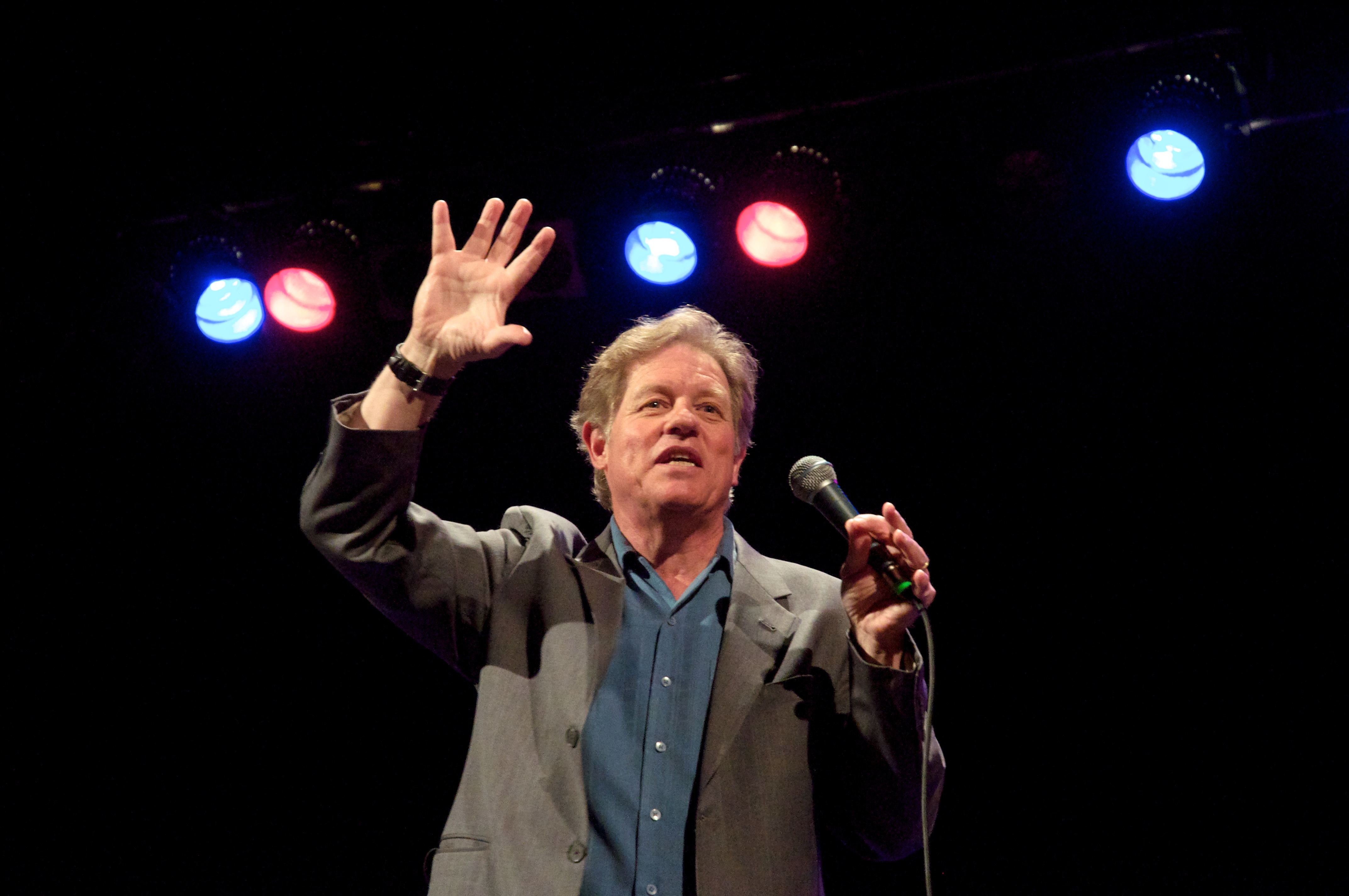 Comedian Jimmy Tingle will host the SCN anniversary gala on May 12, 2015