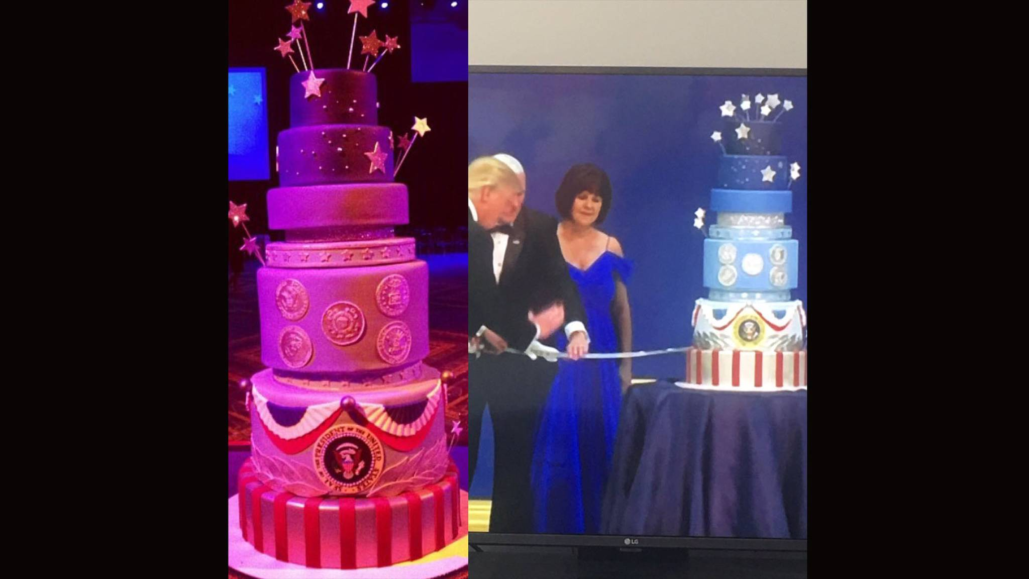 Bakery Donates Profits From Trump's Plagiarized Cake to LGBT Group